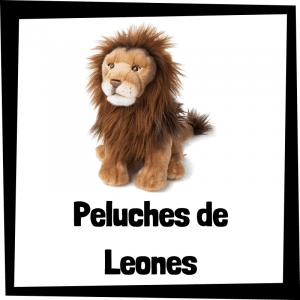 Los mejores peluches de leones