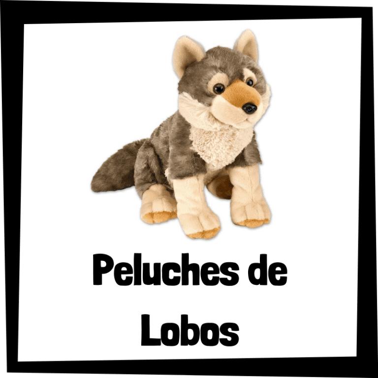 Los mejores peluches de lobos