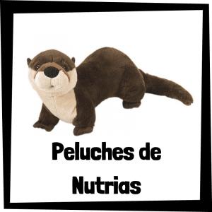 Los mejores peluches de nutrias