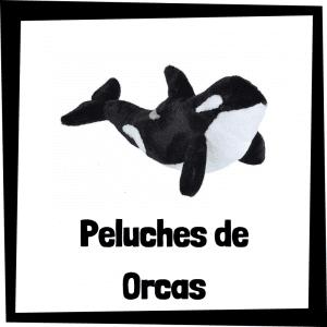 Los mejores peluches de orcas