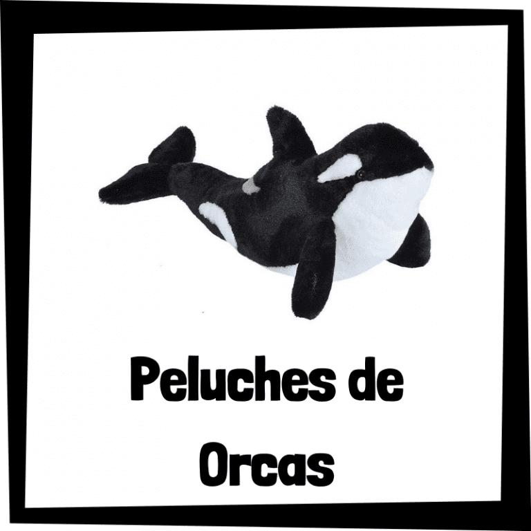 Lee más sobre el artículo Los mejores peluches de orcas