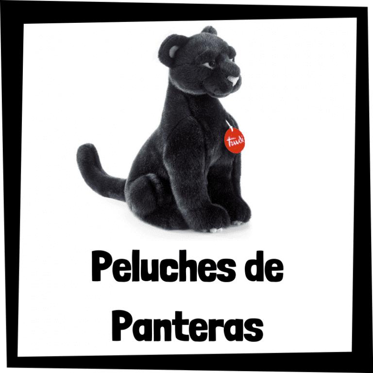 Lee más sobre el artículo Los mejores peluches de panteras