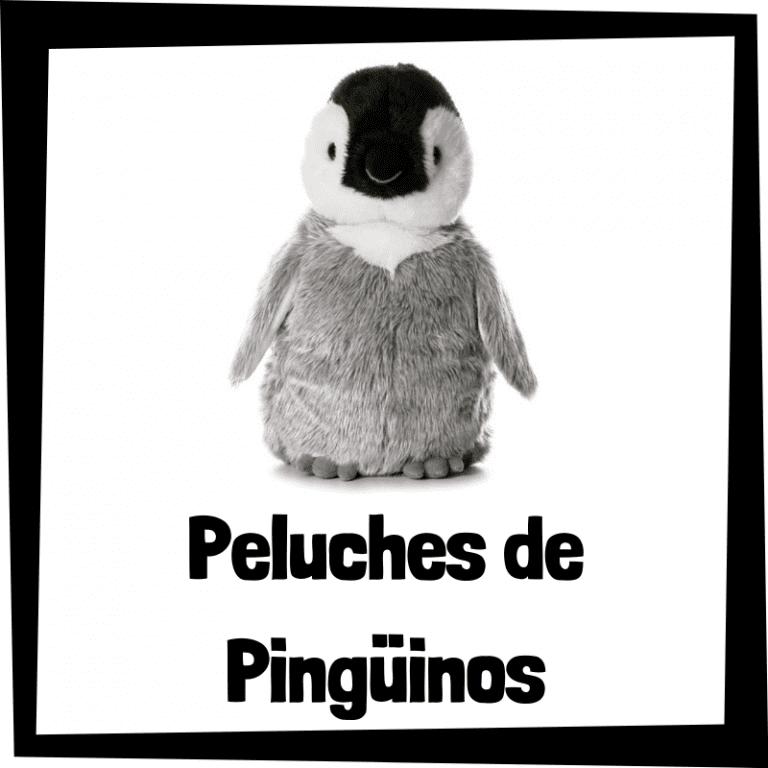 Los mejores peluches de pingüinos