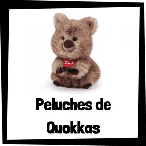 Los mejores peluches de quokkas