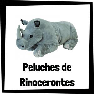 Los mejores peluches de rinocerontes