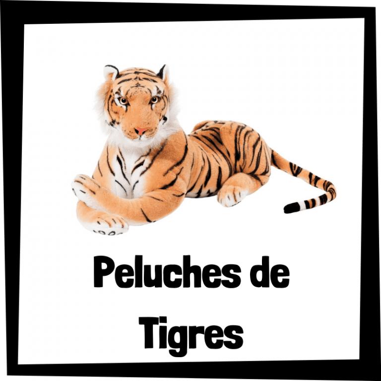 Los mejores peluches de tigres