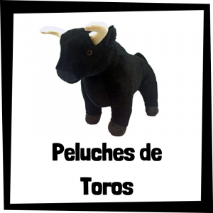 Los mejores peluches de toros