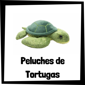 Los mejores peluches de tortugas