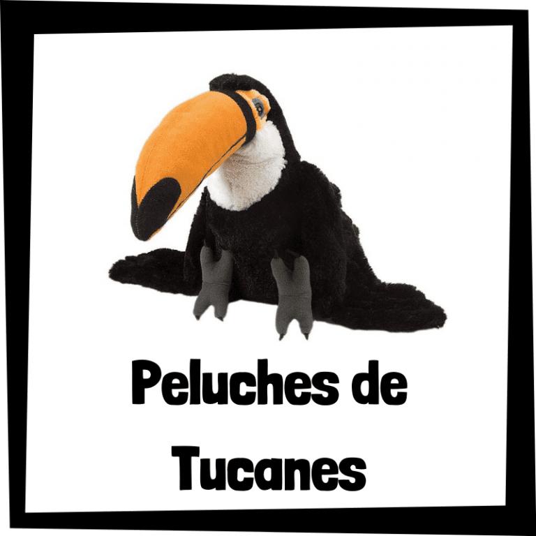 Lee más sobre el artículo Los mejores peluches de tucanes