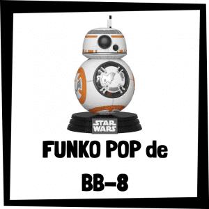 FUNKO POP baratos de BB8 de Star Wars - Las mejores figuras funko pop de BB8 de Star Wars - FUNKO POP de BB-8