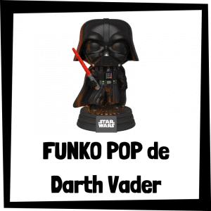 FUNKO POP baratos de Darth Vader de Star Wars - Las mejores figuras funko pop de Darth Vader de Star Wars - FUNKO POP de Darth Vader