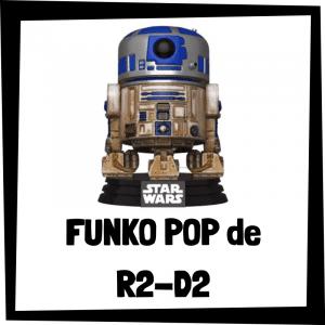 FUNKO POP baratos de R2-D2 de Star Wars - Las mejores figuras funko pop de R2-D2 de Star Wars - FUNKO POP de R2D2