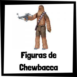 Figuras baratas de Chewbacca de Star Wars - Las mejores figuras de Chewbacca de Star Wars - Figura de Chewbacca
