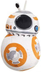 Peluche de BB-8 de Star Wars de 17 cm - Los mejores peluches de BB8 - Peluches de Star Wars