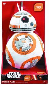 Peluche de BB-8 de Star Wars de 30 cm de Disney - Los mejores peluches de BB8 - Peluches de Star Wars