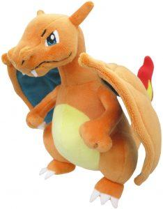 Peluche de Charizard de Pokemon de 20 cm - Los mejores peluches de Charizard - Peluches de Pokemon