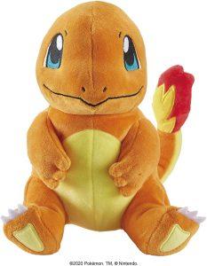 Peluche de Charmander de Pokemon de 20 cm - Los mejores peluches de Charmander - Peluches de Pokemon