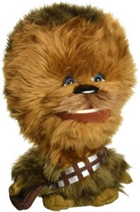 Peluche de Chewbacca de Star Wars de 35 cm - Los mejores peluches de Chewbacca - Peluches de Star Wars
