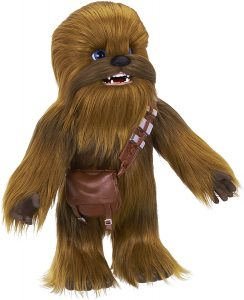 Peluche de Chewbacca de Star Wars de 35 cm de Hasbro - Los mejores peluches de Chewbacca - Peluches de Star Wars