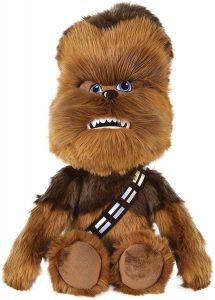 Peluche de Chewbacca de Star Wars de 45 cm de Grandi Giochi - Los mejores peluches de Chewbacca - Peluches de Star Wars