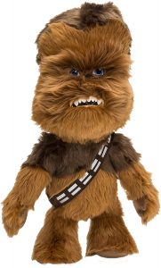 Peluche de Chewbacca de Star Wars de 45 cm de Joy Toy - Los mejores peluches de Chewbacca - Peluches de Star Wars