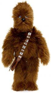 Peluche de Chewbacca de Star Wars de 52 cm de Disney - Los mejores peluches de Chewbacca - Peluches de Star Wars