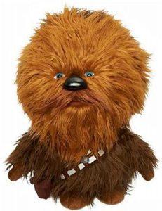 Peluche de Chewbacca de Star Wars de 60 cm de Gear 4 Games - Los mejores peluches de Chewbacca - Peluches de Star Wars