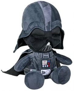 Peluche de Darth Vader de Star Wars de 30 cm de Famosa - Los mejores peluches de Darth Vader - Peluches de Star Wars