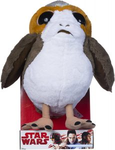 Peluche de Porg de Star Wars de 25 cm - Los mejores peluches de Porg - Peluches de Star Wars