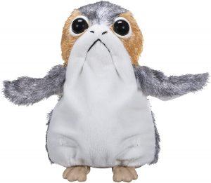 Peluche de Porg de Star Wars de 25 cm de Hasbro - Los mejores peluches de Porg - Peluches de Star Wars