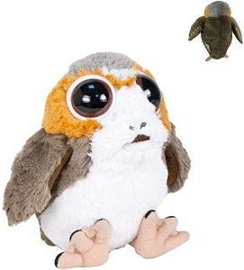 Peluche de Porg de Star Wars de 25 cm de Play by Play - Los mejores peluches de Porg - Peluches de Star Wars