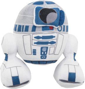 Peluche de R2-D2 de Star Wars de 17 cm - Los mejores peluches de R2D2 - Peluches de Star Wars