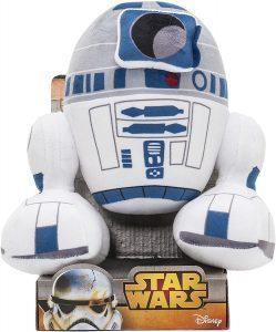 Peluche de R2-D2 de Star Wars de 25 cm - Los mejores peluches de R2D2 - Peluches de Star Wars