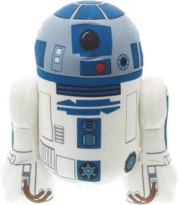 Peluche de R2-D2 de Star Wars de BG Games de 22 cm - Los mejores peluches de R2D2 - Peluches de Star Wars