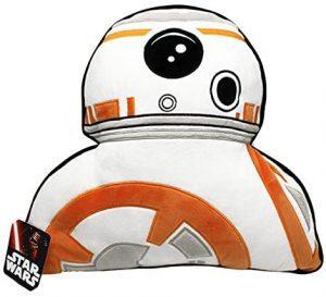 Peluche de cojín de BB-8 de Star Wars de 38 cm - Los mejores peluches de BB8 - Peluches de Star Wars