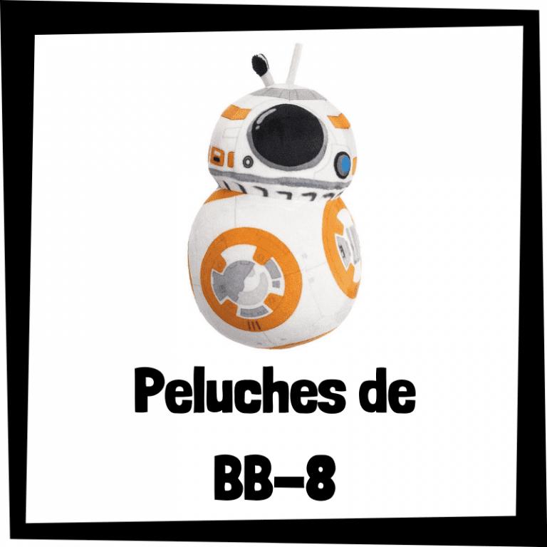 Los mejores peluches de BB-8