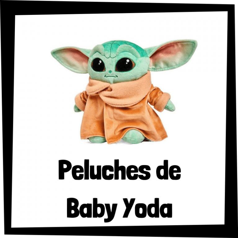Los mejores peluches de Baby Yoda – Grogu