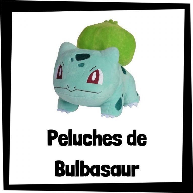 Los mejores peluches de Bulbasaur