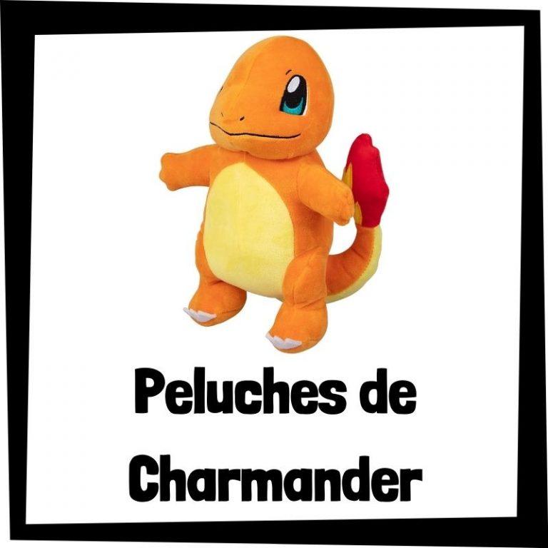 Los mejores peluches de Charmander