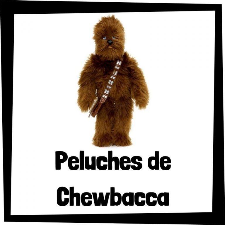 Lee más sobre el artículo Los mejores peluches de Chewbacca