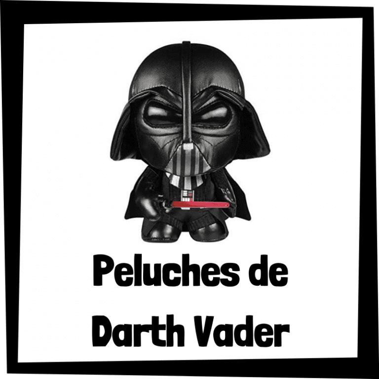 Los mejores peluches de Darth Vader