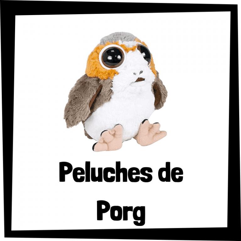 Los mejores peluches de Porg