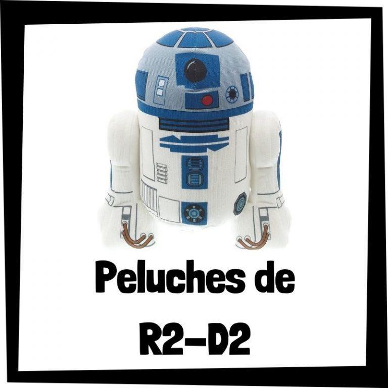 Los mejores peluches de R2-D2