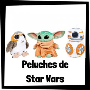 Peluches baratos de Star Wars - Los mejores peluches de Star Wars - Peluche de la Guerra de las Galaxias de felpa