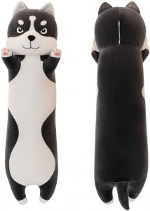 Almohada Suave de Gato de 110 cm - Los mejores peluches de gatos - Peluches de animales