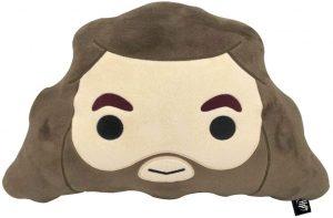 Cojín de Rubeus Hagrid de 36 cm - Los mejores peluches de Hagrid - Peluches de Harry Potter