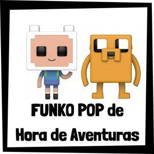 FUNKO POP de Hora de Aventuras - Los mejores peluches de Hora de Aventuras - Peluche de Hora de Aventuras de series barato de felpa