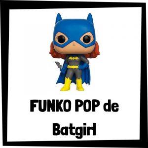 Figuras FUNKO POP baratas de Batgirl - Los mejores peluches de Batgirl - Peluche de Batgirl de DC barato de felpa