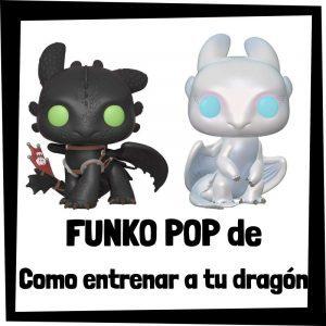 Figuras FUNKO POP baratas de Como entrenar a tu dragón - Los mejores peluches de Como entrenar a tu dragón - Peluche de Como entrenar a tu dragón