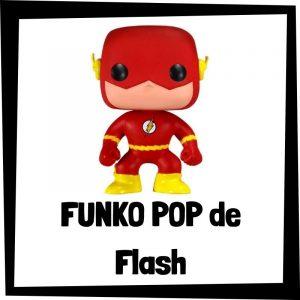 Figuras FUNKO POP baratas de Flash - Los mejores peluches de Flash - Peluche de Flash de DC barato de felpa